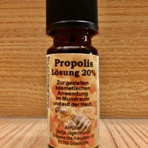 20 % Propolislösung 10 ml  mit Alkohol