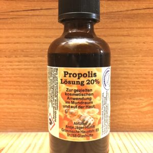 20 % Propolislösung 50 ml mit Alkohol