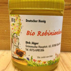 Bio zertifizierter Robinienhonig 500g