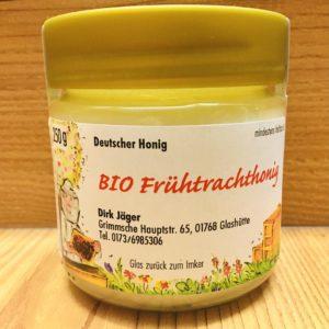 Bio Frühlingshonig cremig 250 g